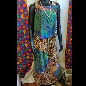 📚 Anthony Richards Maxi Dress looks like 2 Pieces